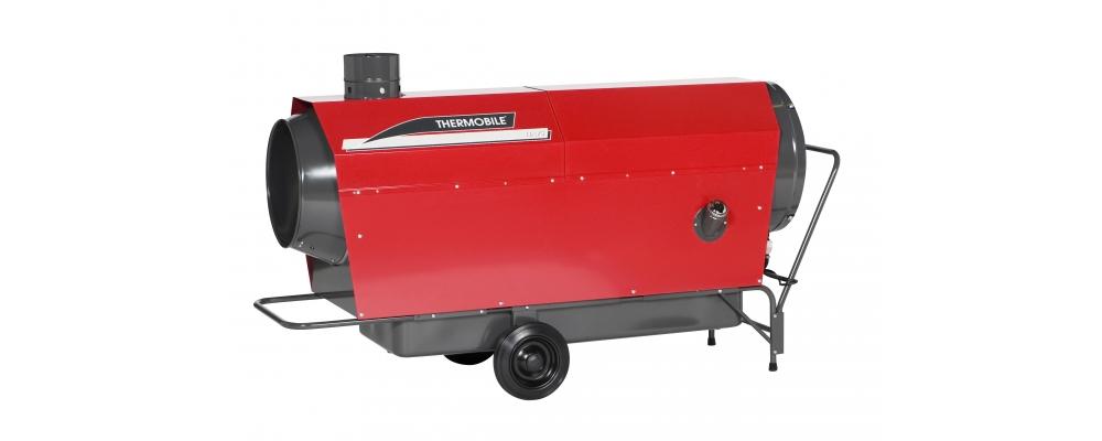 chauffage mobile chauffage industriel mobile au fuel with. Black Bedroom Furniture Sets. Home Design Ideas
